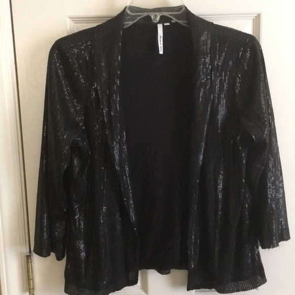 Michael Stars Jackets & Blazers - Sequin Jacket